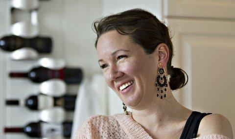 Blogger, forfatter og journalist Kristine Storli Henningsen gir bloggleserne et usminket innblikk i hvordan det er å være trebarnsmamma - i Drammen og i Panama.