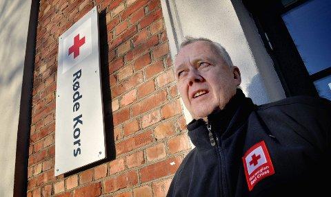 Steinar Hvitstein skal være omsorgsperson under terrorrettssaken. Foto: Janne Grytemark