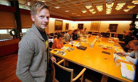 Tage Pettersen og hans gode hjelpere har i ettermiddag samlet inn nærmere 200.000 kroner til TV-aksjonen.