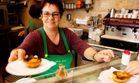 Portugals nasjonalbakverk, Pastel de Nata, kommer opprinnelig fra Lisboa-bydelen Belém, men serveres overalt i dag.
