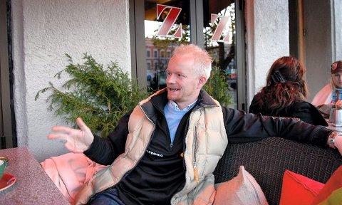 trener. Leif Helge Nordahl har trent Åskollen siden 1995.