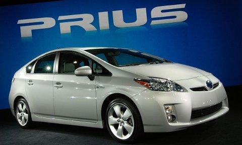 Toyota Prius er den nest mest solgte bilmodellen i Søndre Buskerud så langt i år, og ligger kun fem eksemplarer fra å tangere lederen, Volkswagen Golf.