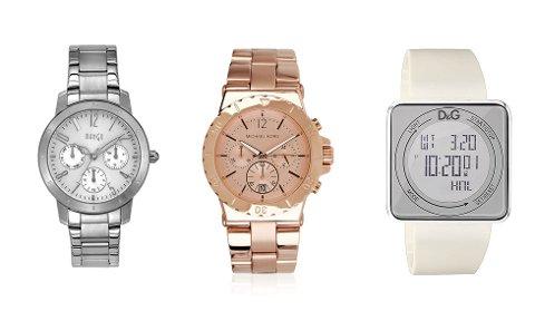 Vi smykker oss med klokker, og i år skal det være stort, men enkelt.