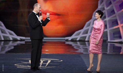 """Juliette Binoche insisterte på at filmen """"Tusen ganger god natt"""" skulle vises under filmfestivalen i Marrakech."""