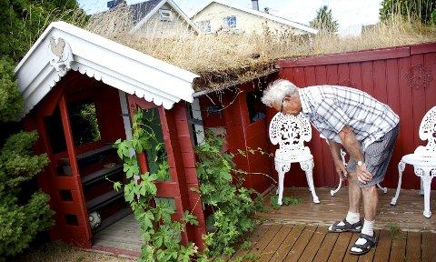 Arvid Hvidsten har jordhumler i hagen sin. Men i det siste har han funnet en rekke døde, deformerte individer. Han lurer på hva dette kan skyldes.