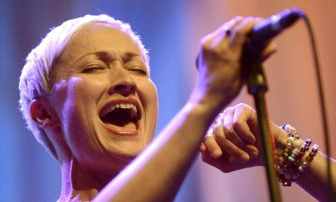 Kommer tilbake: Come Shine med vokalist Live Maria Roggen inntar Kongsberg kino 1. juli.FOTO: JAN STORFOSSEN