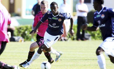 Et av sesongens store mål for Abdisalam Ibrahim er å komme med i U 21-troppen som skal spille EM-sluttspill i Israel i juni. Det kan i så fall føre til at de mange klubbene som har ham på blokken vil konkretisere interessen.