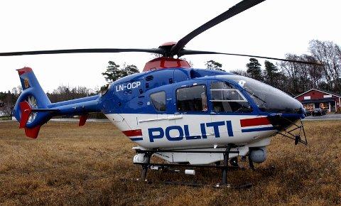 Politiets helikoptre kan i framtiden kan bli stasjonert på Rygge.