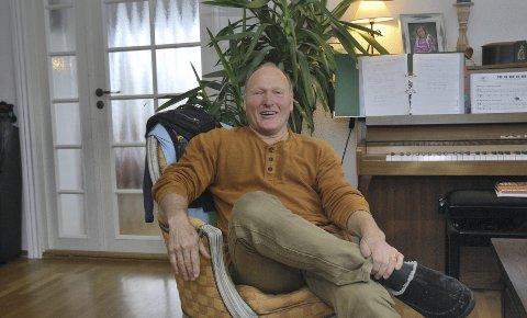 Tor med hammeren: Tor Monsen har landet hjemme på Nærsnes, etter å ha brukt store deler av karrieren i kampen mot barnearbeid ute i verden. Samtidig har han snudd opp ned på barnevernet i Røyken.