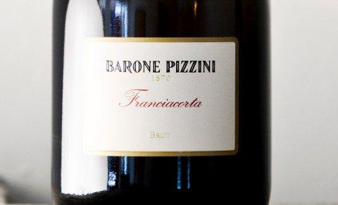 Barone Pizzini Franciacorta Brut (varenr. 9213401, kr 199,90, bestillingsutvalg).