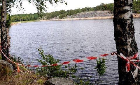 Her i 3. dam i Bjørndalen ble en 14-åring funnet omkommet lørdag kveld.