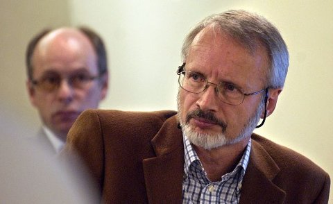 Rådmann Hans K. Birkeland i Moss slutter i sin nåværende stilling og begynner som rådgiver i kommunalavdelingen for plan, miljø og teknikk. foto geir hansen