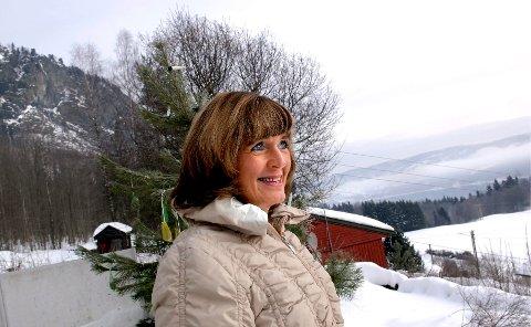 Ulla Nævestad, ordfører i Lier, bestemte å ikke stille til gjenvalg neste år.