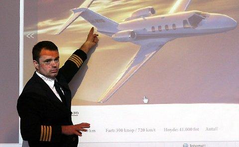 Lasse Fjærestad hadde store planer for FlyDirect, men selskapets eiere hadde åpenbart en annen vurdering av selskapet.