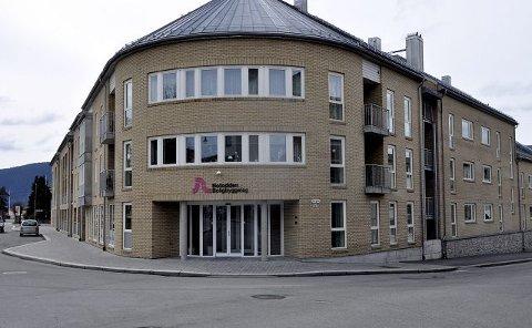 2010: Notodden boligbyggelag og Arkitekt Søndergaard Rickfelt AS fikk prisen for det store nybygget sitt på Trudvanghjørnet i Notodden sentrum.