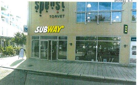 subway sandefjord