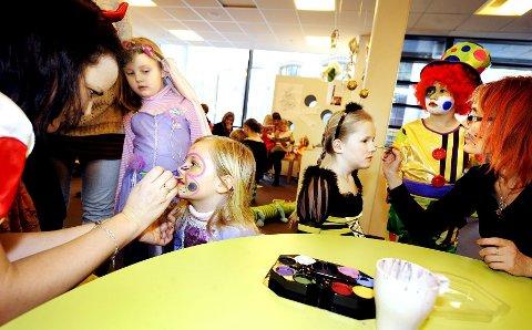 Barn i fokus: En stor festival med barnekultur er foreslått.