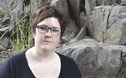 ENDRINGER MÅ TIL: – Det er behov for et mer individuelt tilpasset opplegg, sier Elisabeth Løvli. Hun har slitt med psykiske lidelser gjennom 13 år, og føler ikke at hun har fått den hjelpen hun har hatt behov for. Foto: Jeanette Sandbæk Håland