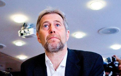 Leder av Politiets Fellesforbund Arne Johannessen.