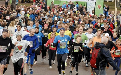 Holmestrand maraton, der inntektene går til kreftsaken, får kraftfull støtte fra samtlige ordførere i Vestfold. De ber Idrettsforbundet droppe motstanden.