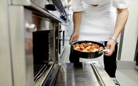 Nøkkelen til suksess er ovnsbaking uten lokk.
