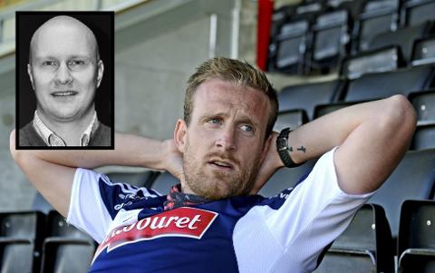Joacim Jonsson mener FFK-trener Wibe-Lund tok et feigt valg på søndag.