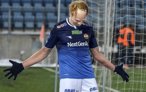 Strømsgodset satser på å tyne mange flere mål ut av 35 år gamle Peter Kovacs, som nå har signert for to nye år i klubben.