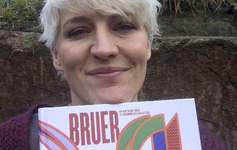 Ny Bok: Camilla Otterlei er spent på mottagelen av boka «Bruer».Privat foto