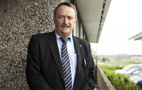 FRA 33,8 til 15,0: Mer enn hver tredje velger stemte på Bjørn Kåre Sevik og Frp ved kommunevalget i 2003. Nå er over halvparten av velgerne borte. Foto: Harald Strømnæs