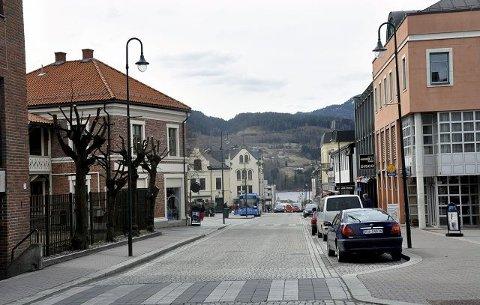 2004: Teknisk etat i Notodden kommune ble tildelt prisen for vel utført første del av sentrumsopprustingen i Notodden.