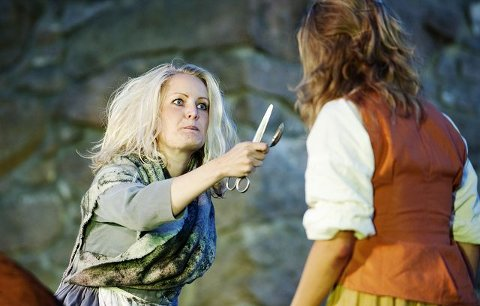 PANGDEBUTSangartist Maria Mohn var rett og slett sjokkerende god i sin aller første teaterrolle.