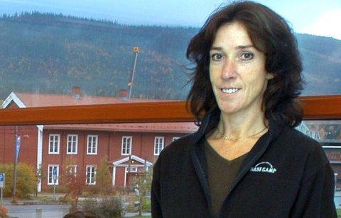 HJELPER ALLE: – Ingen behøver å sulte i Trysil, sier kommunal Nav-leder Heidi Diane Rasmussen. – Vi gir nødhjelp til alle som har krav på det. <I>Arkivfoto: Ola Matsson</I>