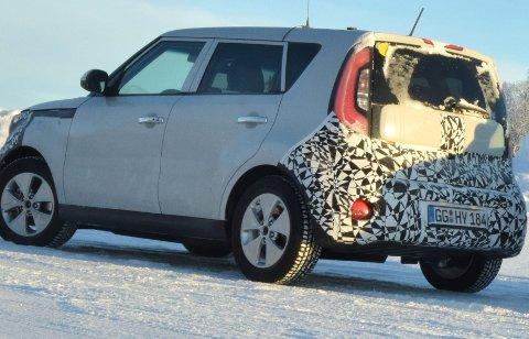 Kia Soul kan bli høstens elbilhit om interessen for elektriske biler holder seg.
