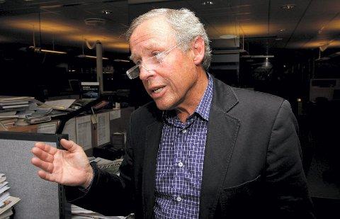 Eks-ordfører Erik Dalheim kjemper for Dalen kiosk og maner politikerne til kamp om både den opprinnelige husmannsplassen og den rivningstruede kiosken.