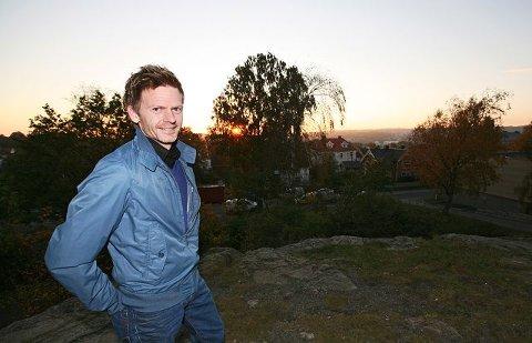 I dag overtar Tage Pettersen (H)n ordførerklubba i Moss. Han forsikrer at den lovede skateparken i Moss vil bli bygget.