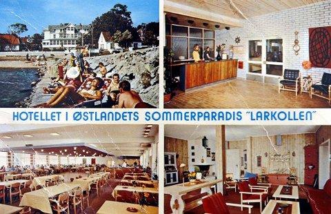 1979 Østlandets hotellparadis, Larkollen.