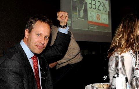 Jon-Ivar Nygård er ny ordfører i Fredrikstad.