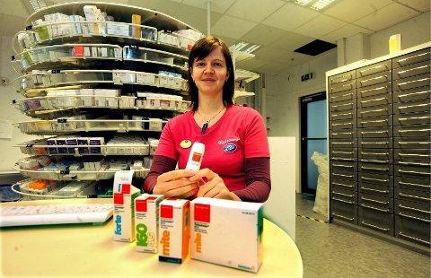 Østlendingen - Mot rasjonering på apoteket