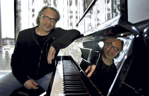 NYTT VALG: Birger Mistereggen forlater Kringkastingsorkesteret for å jobbe som frilansmusiker. Kanskje får han nå også tid til å fullføre plateprosjektene han har drevet med lenge ved siden av jobben?