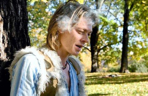 """Førpremière. Kristoffer Joner spiller en av hovedrollene i filmen """"Den siste Revejakta"""". Drammen Filmklubb viser den i KinoCity tirsdag. Foto: Scanpix"""