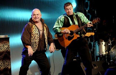 Duett Pål Nielsen og Håkon Sandmark i en herlig duett.