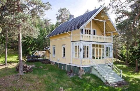 Denne eiendommen har vært i familiens eien i fem generasjoner. Nå selges den til andre.