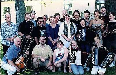 JUBILERER: Moss Spellemannskompani feirer 10 år med stor og variert konsert i Moss kirke førstkommende lørdag. (Foto: privat)