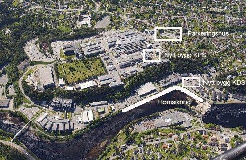 kongsberg teknologipark kart Laagendalsposten   Nå blir teknoparken enda større kongsberg teknologipark kart