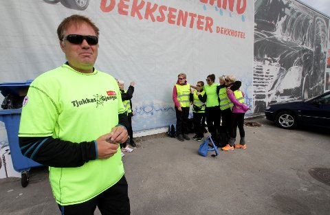 Nils Jørgen Vogt gledet seg til å gå 3,3 mil