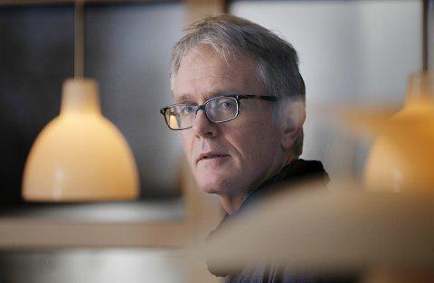 Skal motivere ungdom: Funksjonsleder Arne Andreas Døske sier Skoleresept retter seg mot ungdom i alderen 13–25 år.foto: harald nordbakken