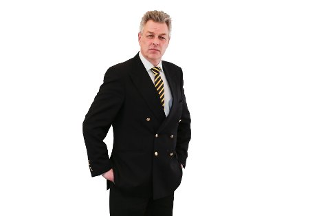 PÅ FREDAG: Advokat Erik Lea.