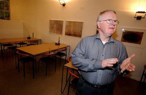 TAR ANSVAR: Torgrim Bilstad er tidligere leder av Idrettsrådet i Oppegård. I dag hjelper han Kolbotn IL med de mange gjøremålene. FOTO: Ole kr. trana