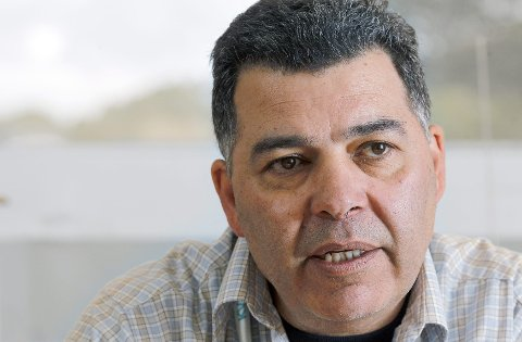 Bekymret for rekrutteringen: Amram Hadida i Fellesforbundet. Arkivfoto: Harald Nordbakken