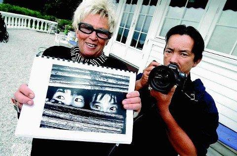 Etter en drøyt ti år lang eventyrlig historie er Mai Loc på besøk i Norge som fotograf. Den fattige vietnameseren kan takke Eva Mellquist i Drøbak for at hans utrolige fototalent kom fram.